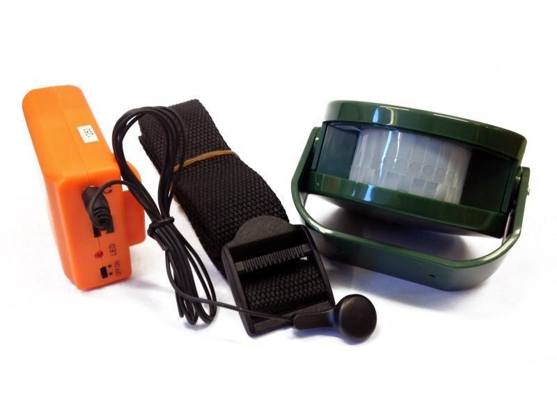 Monitor pohybu CaliberHunting alarm a 1 senzor