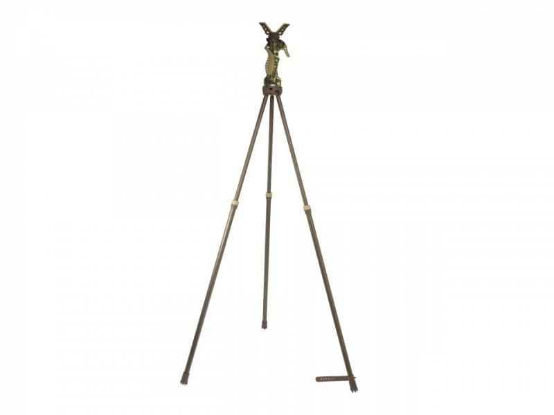 Okamžite nastaviteľná strelecká palica PRIMOS JIM SHOCKEY - TRIPOD Gen.3