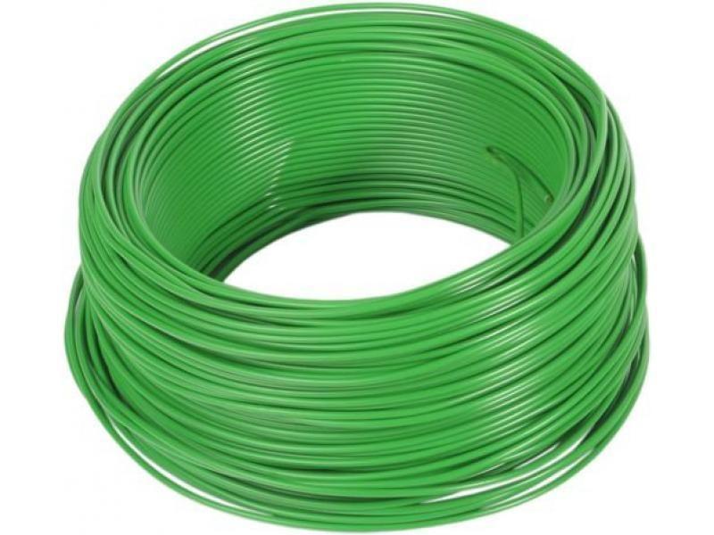 100 metrov izolovaného drôtu o priereze 2,5 mm2