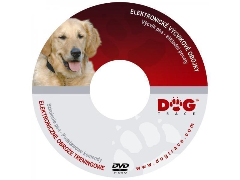 DVD Výcvik psa - základné povely