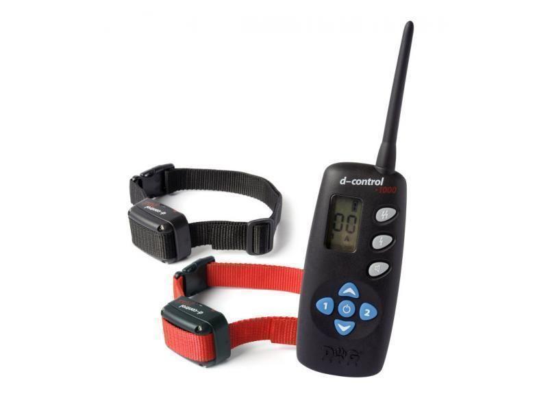 Elektronický výcvikový obojok Dogtrace d-control 1002 pre dvoch psov