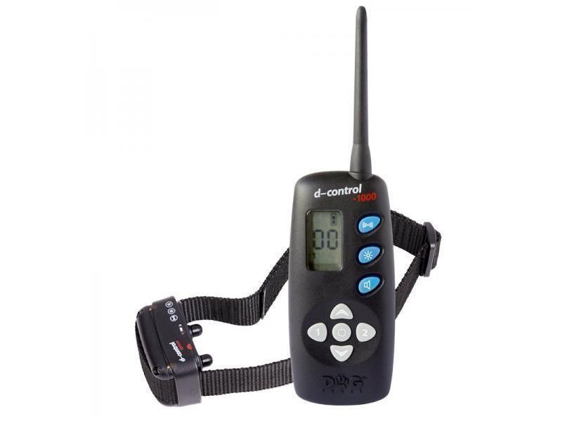 Elektronický výcvikový obojok Dogtrace d-control 1040