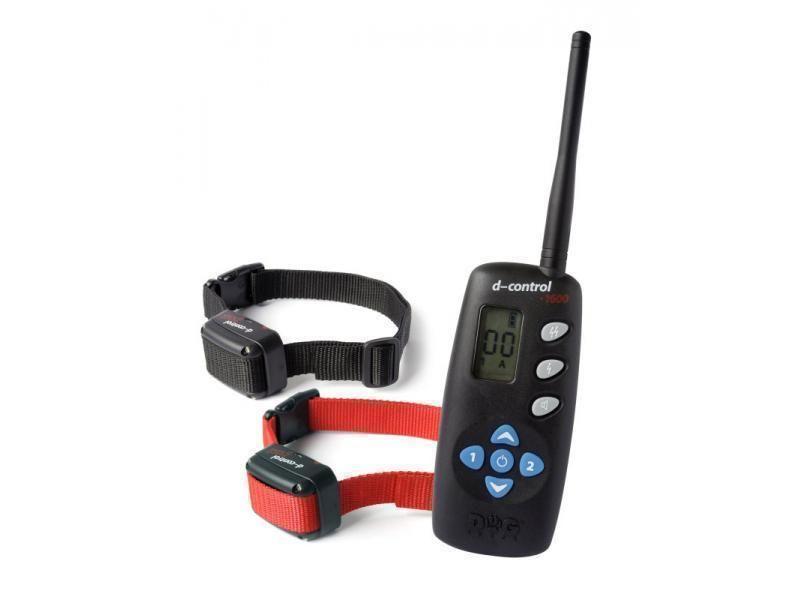 Elektronický výcvikový obojok Dogtrace d-control 1602 pre dvoch psov