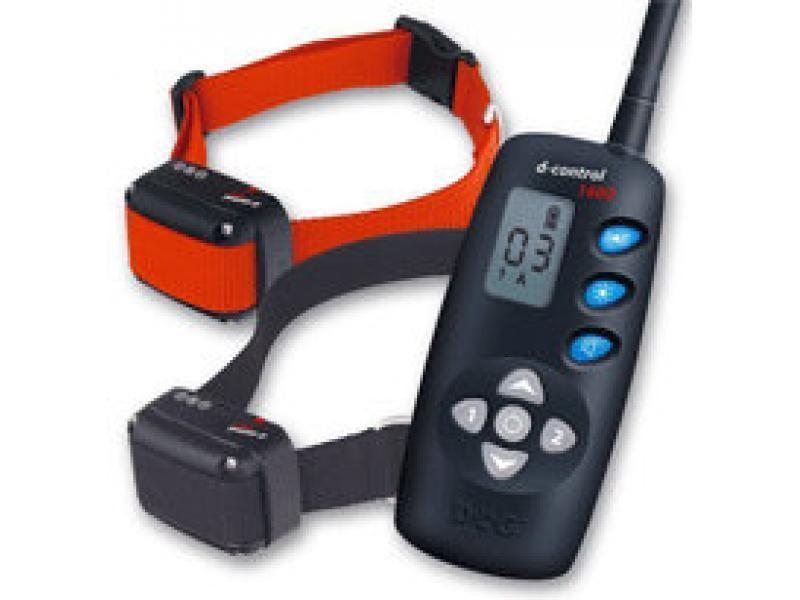 Elektronický výcvikový obojok Dogtrace d-control 1642 pre dvoch psov