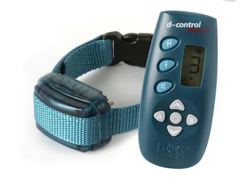 Elektronický výcvikový obojok Dogtrace d-control 200 mini