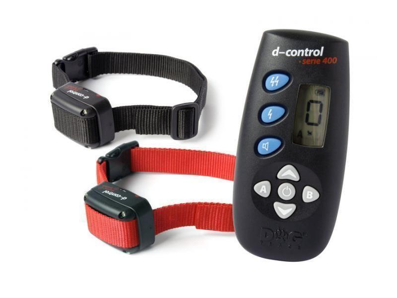 Elektronický výcvikový obojok Dogtrace d-control 402 pre dvoch psov