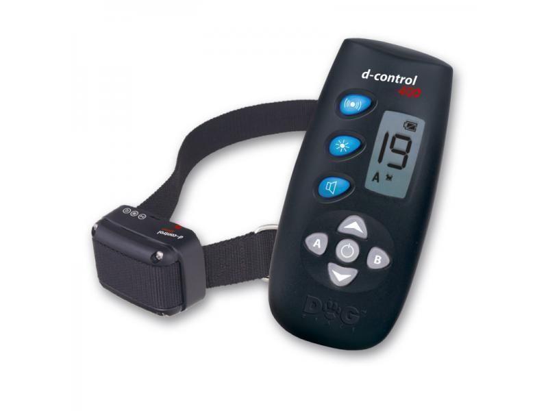 Elektronický výcvikový obojok Dogtrace d-control 440