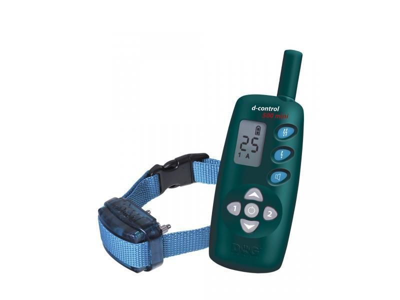 Elektronický výcvikový obojok Dogtrace d-control 500 mini