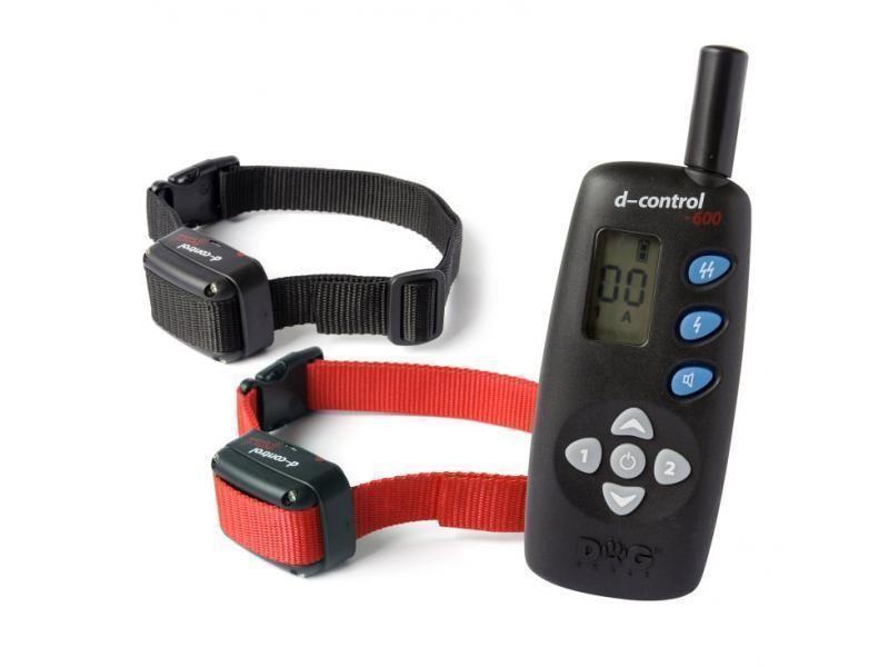 Elektronický výcvikový obojok Dogtrace d-control 602 pre dvoch psov