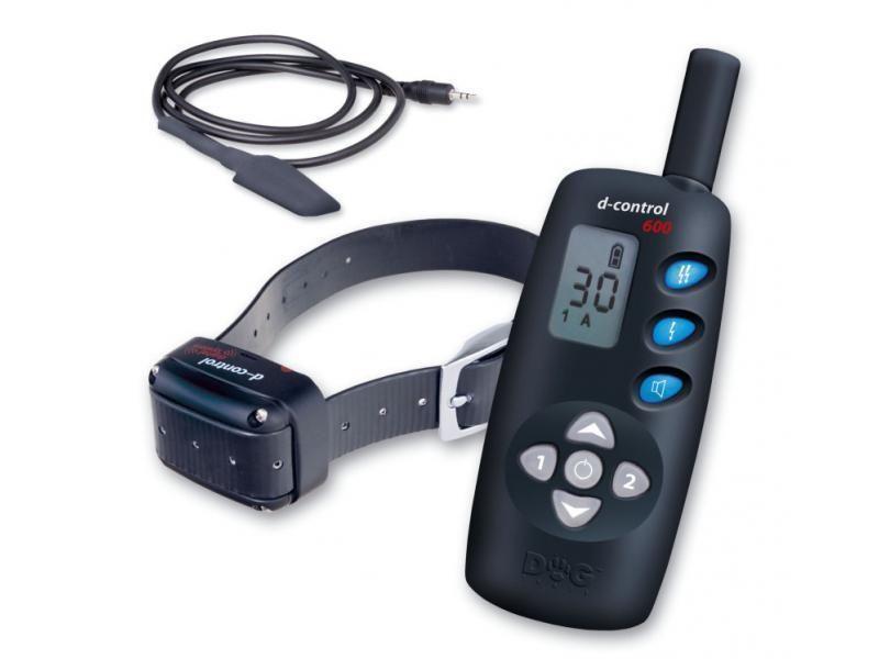 Elektronický výcvikový obojok Dogtrace d-control 610
