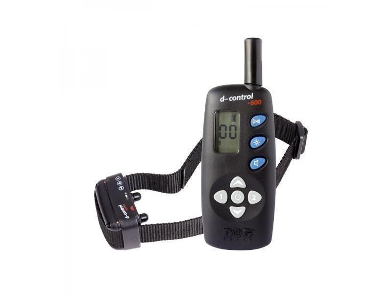 Elektronický výcvikový obojok Dogtrace d-control 640