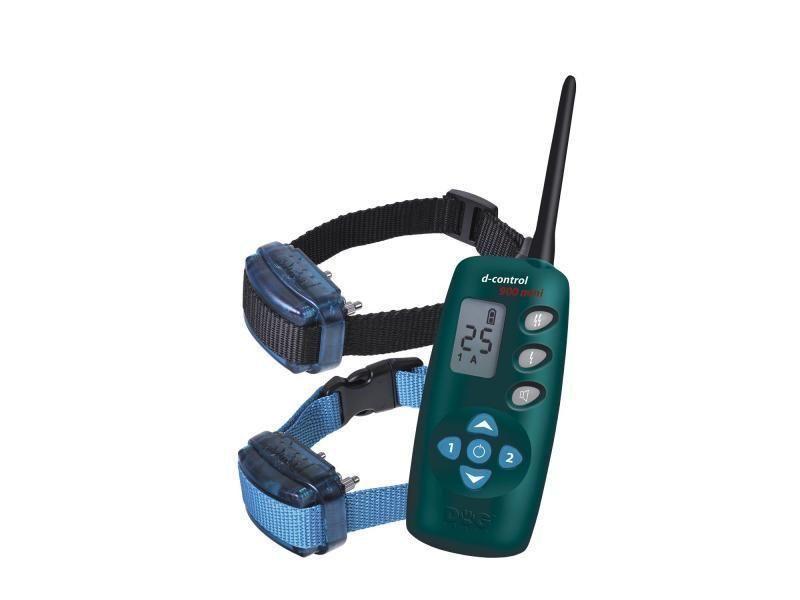Elektronický výcvikový obojok Dogtrace d-control 902 mini pre dvoch psov