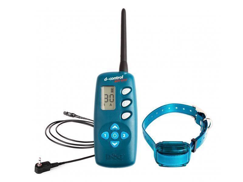 Elektronický výcvikový obojok Dogtrace d-control 910 mini