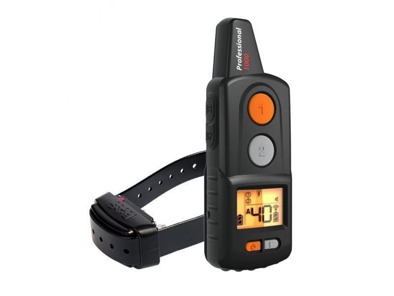 Elektronický výcvikový obojok Dogtrace d-control professional 1000 mini