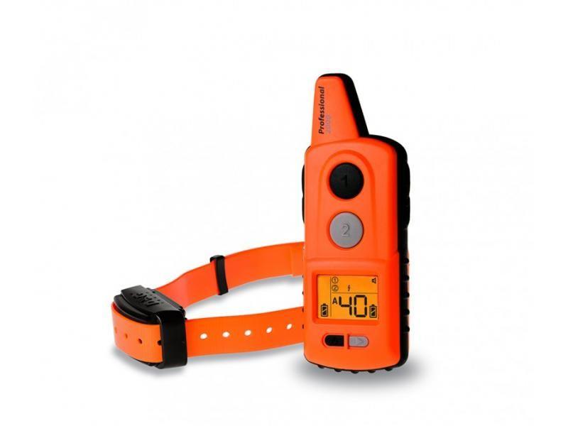 Elektronický výcvikový obojok Dogtrace d-control professional 2000 - Orange