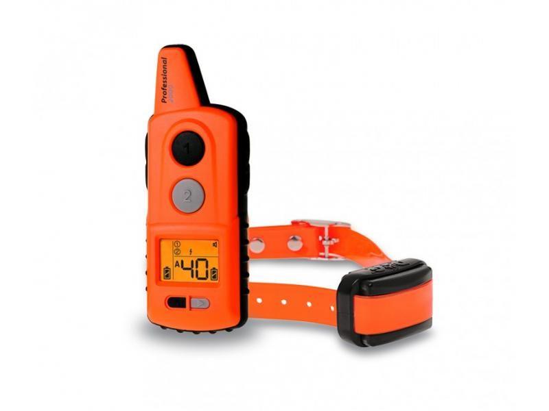 Elektronický výcvikový obojok Dogtrace d-control professional 2000 mini - Orange