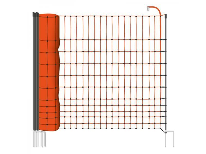 Ohradníková sieť pre hydinu výška 112 cm