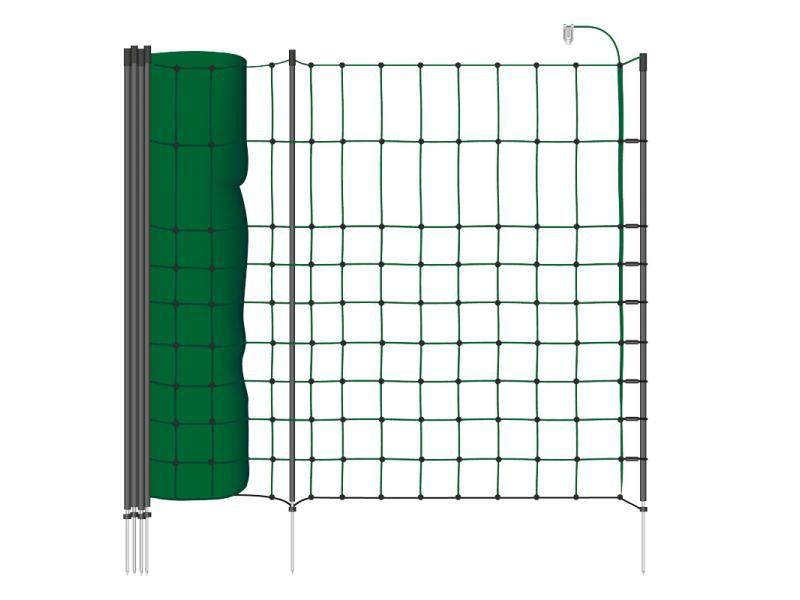 Ohradníková sieť pre psov a králikov výška 65 cm
