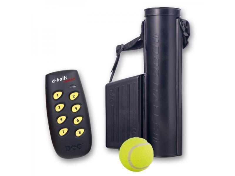 Podávač loptičiek d-balls set 1