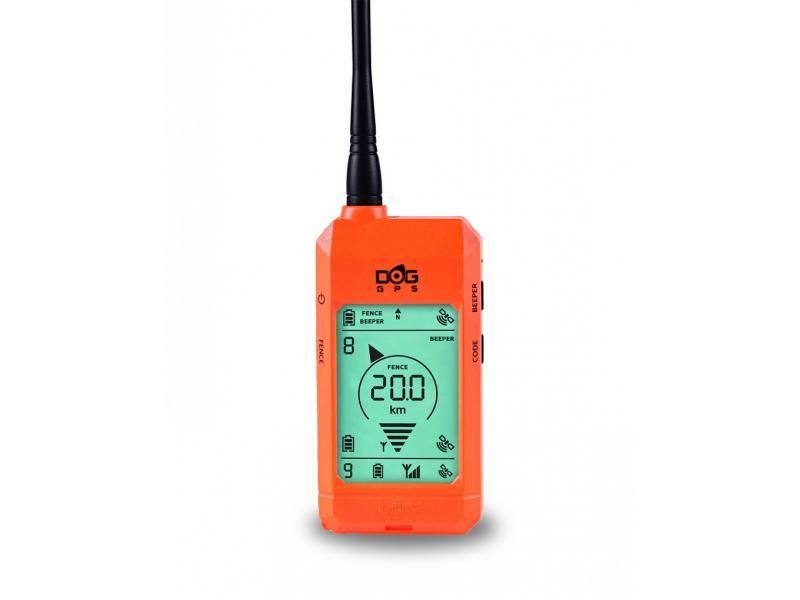 Prijímač - ručné zariadenia pre DOG GPS X20 - Orange