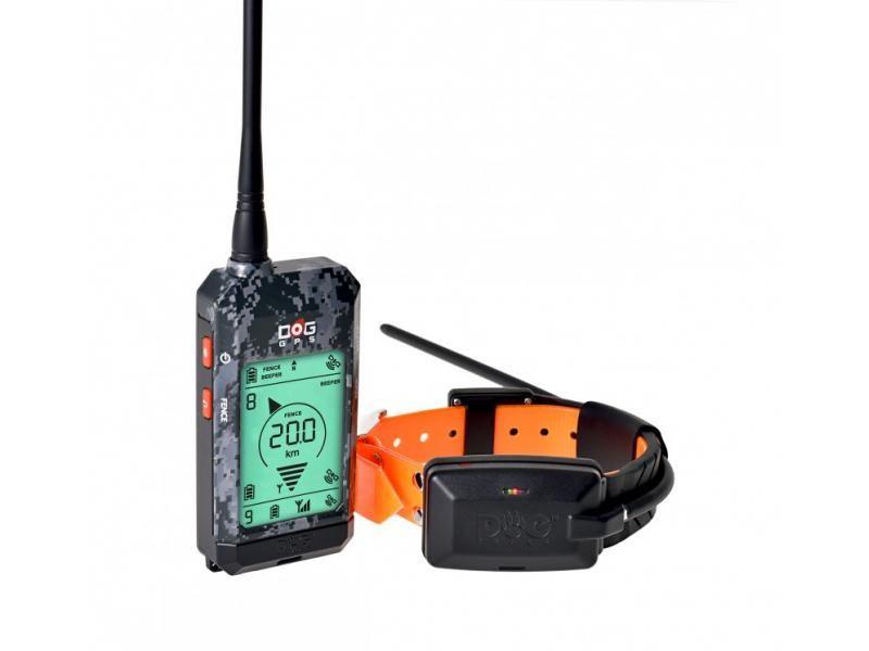 Satelitný GPS lokátor Dogtrace DOG GPS X23 sada pre tri psy