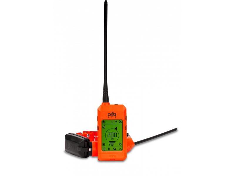 Satelitný GPS lokátor Dogtrace DOG GPS X30 - bez výcvikového modulu