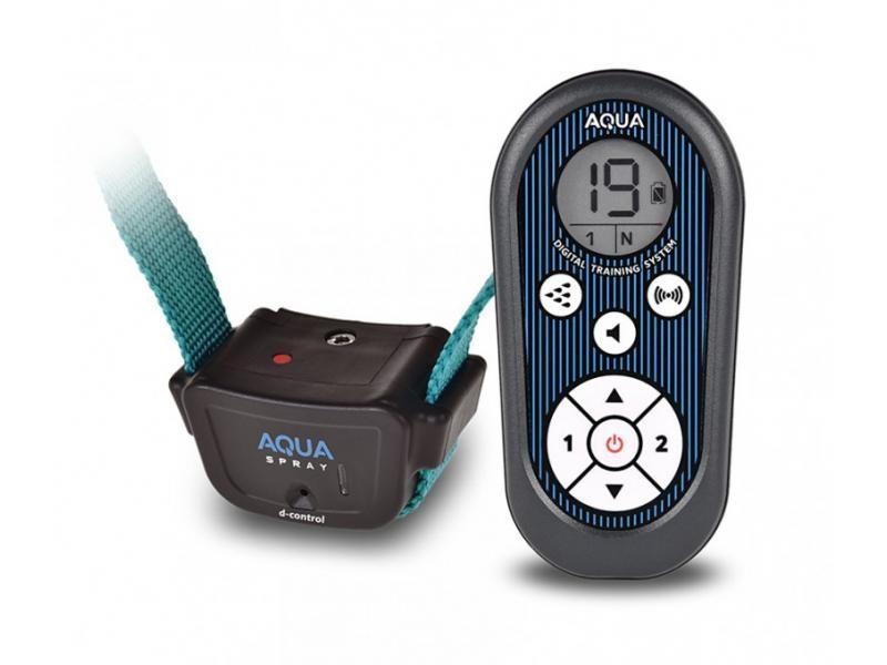 Sprejový výcvikový obojok d-control 300 AQUA spray