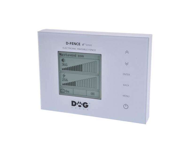 Vysielací generátor samostatný 202 a 2002 white
