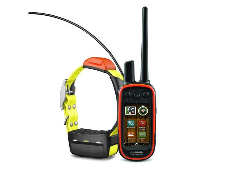 GPS obojok Garmin Alpha 100 + T5 + SK/EU TOPO