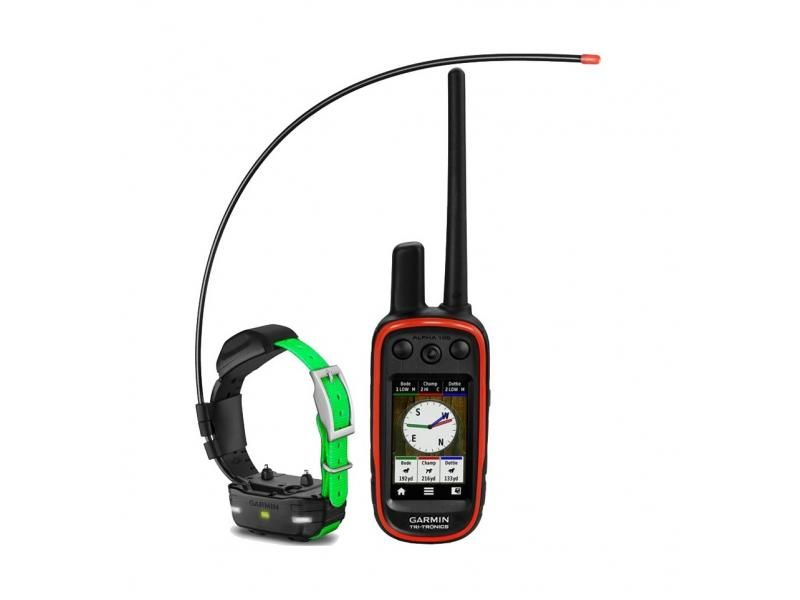 GPS obojok Garmin Alpha 100 + TT15(mini) + SK/EU TOPO