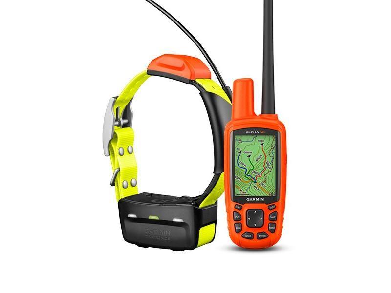 GPS obojok Garmin Alpha 50 + T5 + SK/EU TOPO