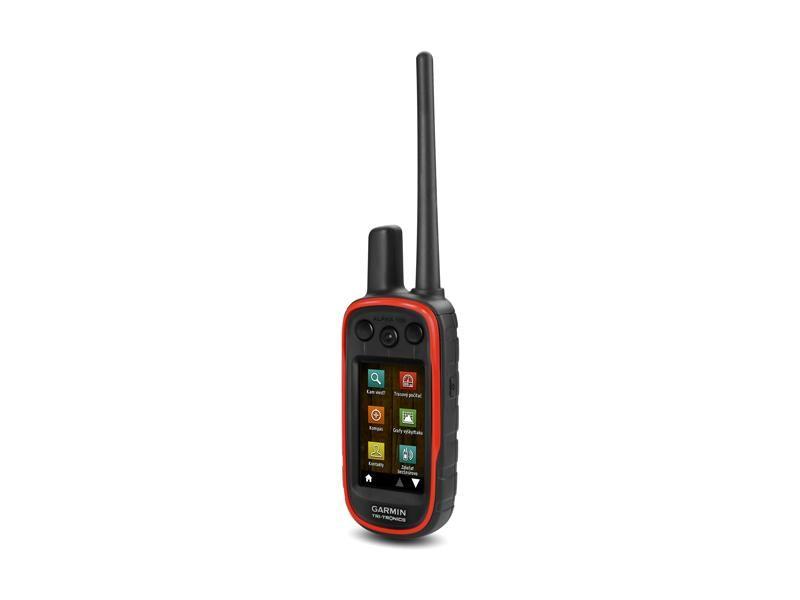 GPS prijímač Garmin Alpha 100 + SK/EU TOPO
