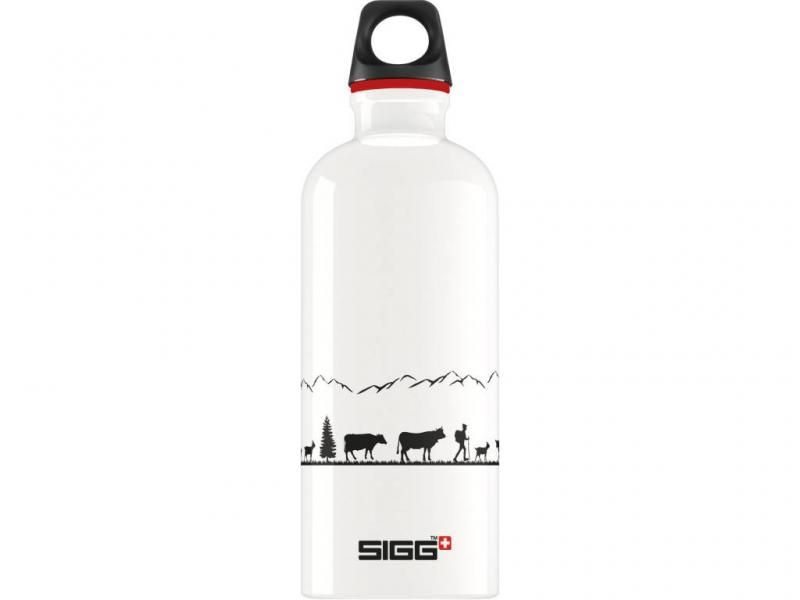 Fľaša SIGG Swiss Craft 0,6 L