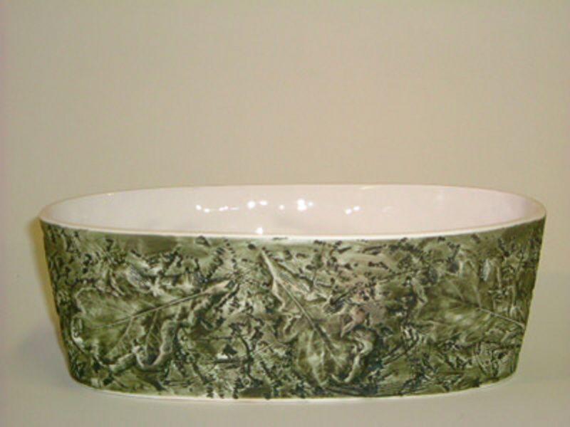 Zelená miska