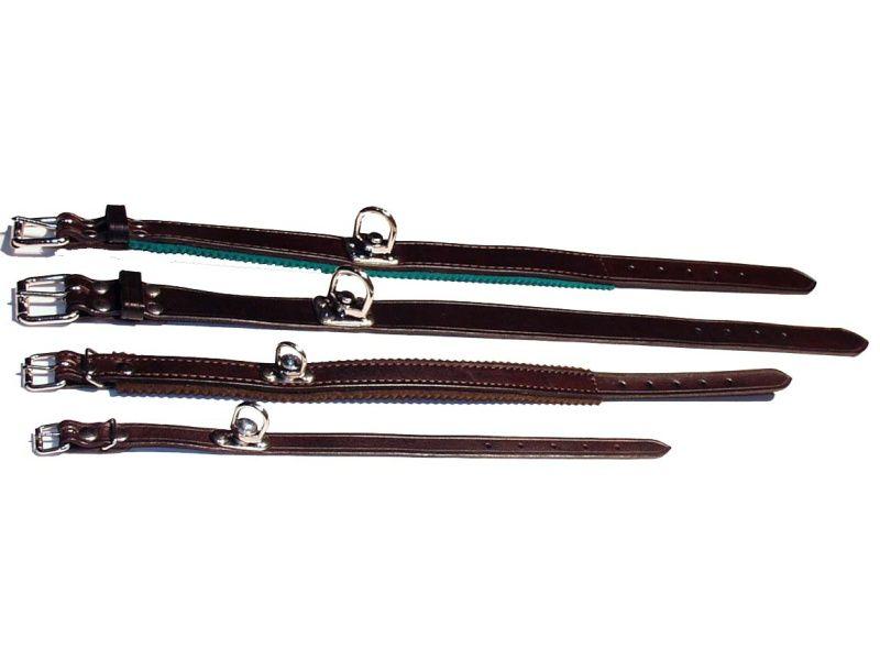 Farbiarsky obojok podšitý filcom - dĺžka 35cm