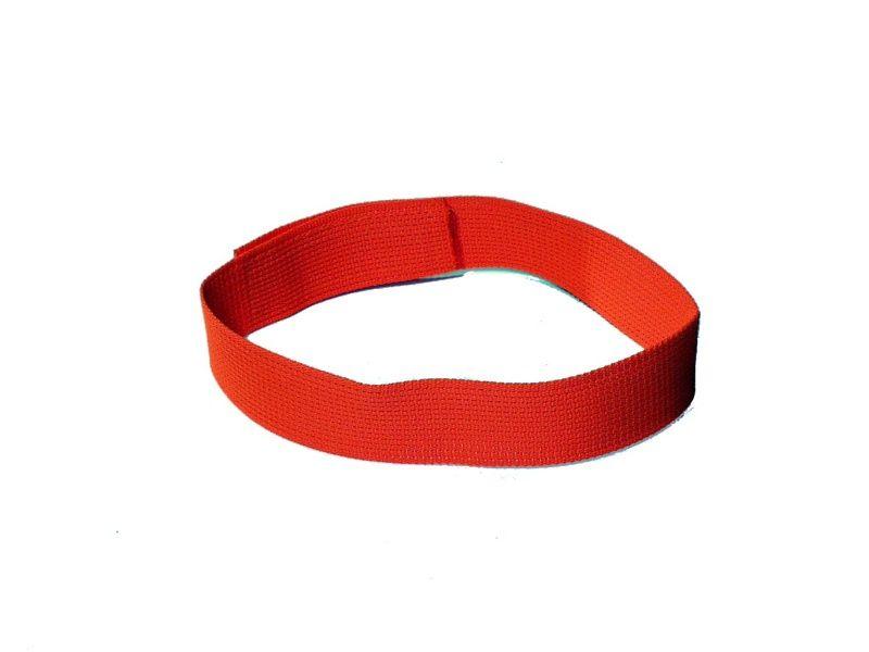 Reflexný obojok oranžový - dĺžka 50cm