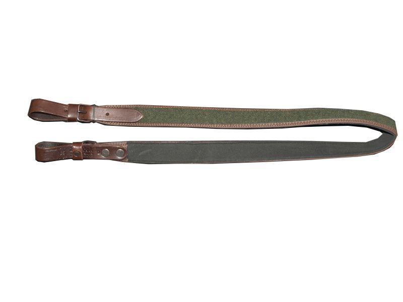 Remeň na zbraň lodenový široký 3cm
