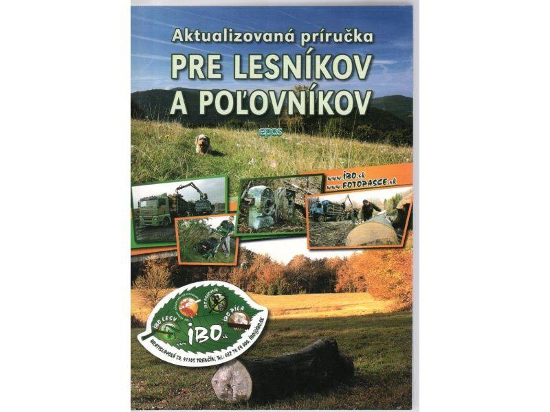 Aktualizovaná príručka pre lesníkov a poľovníkov
