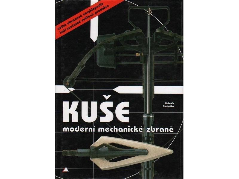 Kniha Kuša - moderné mechanické zbrane
