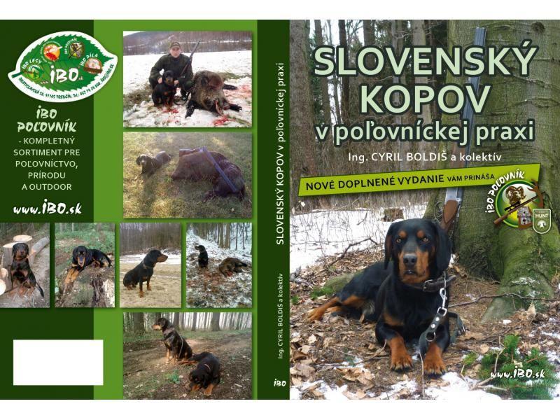 Kniha SLOVENSKÝ KOPOV v poľovníckej praxi