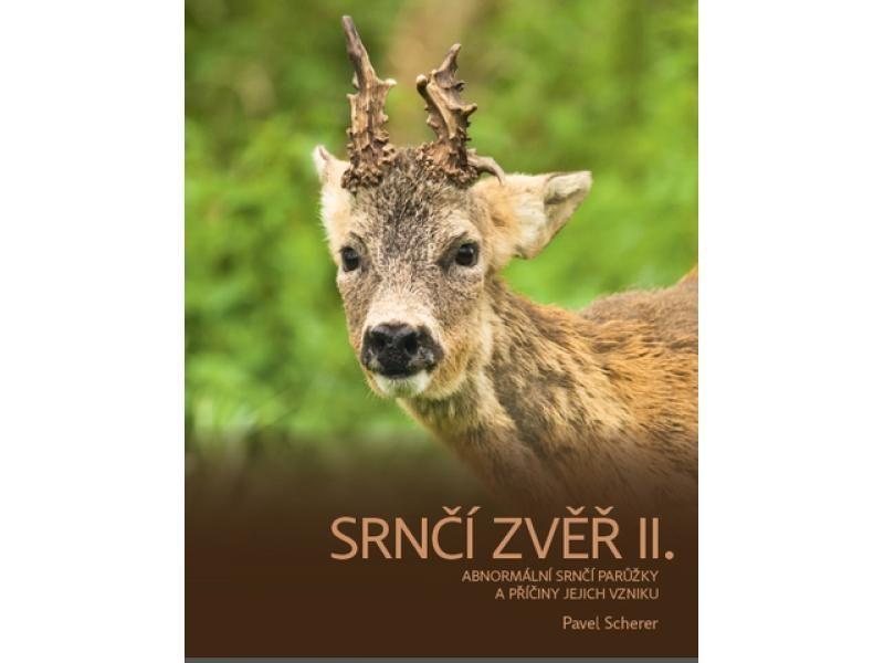 Kniha Srnčia zver II.