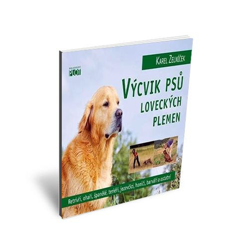 Kniha Výcvik psov poľovných plemien