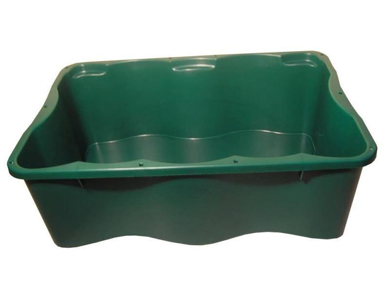 Vanička na zver malá 35 litrová bez vrchnáku