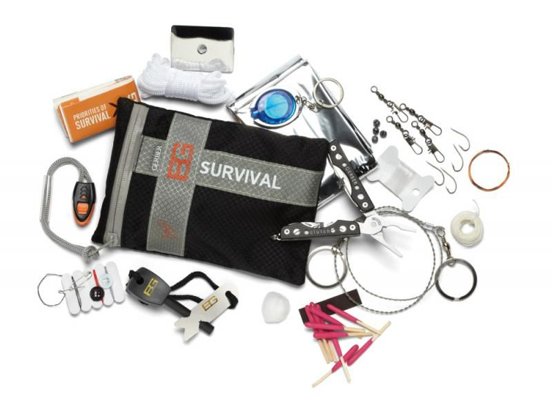 Sada na prežitie GERBER BEAR GRYLLS ULTIMATE KIT