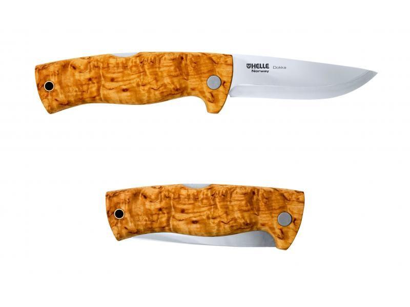 Poľovnícky nôž Helle Dokka