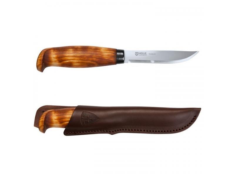 Poľovnícky nôž Helle Tollekniv