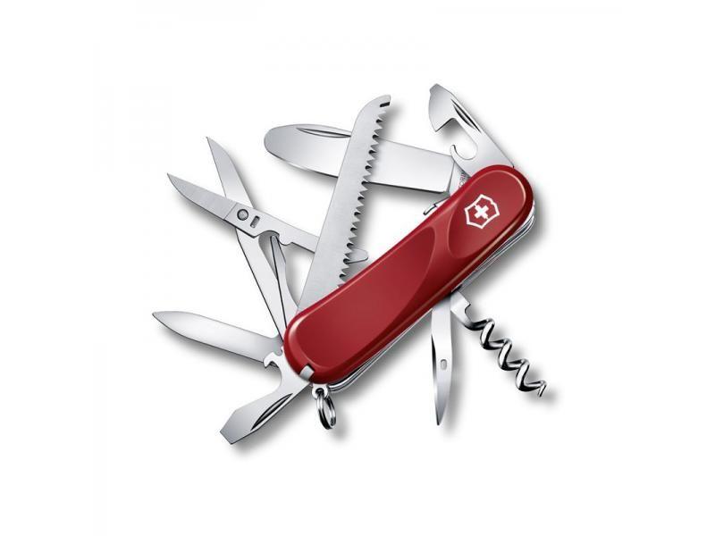 Detský vreckový nôž Victorinox Junior 03 - 15 funkcií