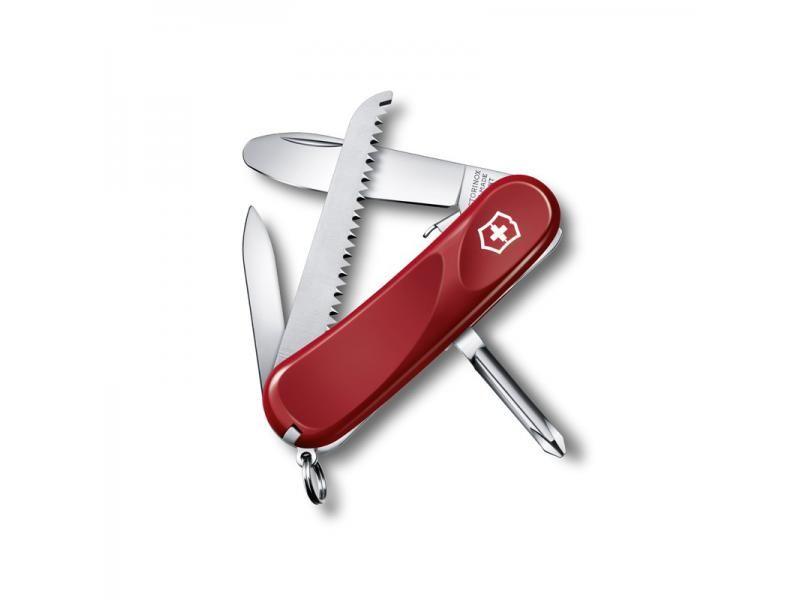 Detský vreckový nôž Victorinox Junior 09 - 8 funkcií