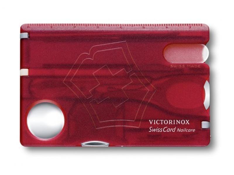 Victorinox SwissCard NailCare - 13 funkcií