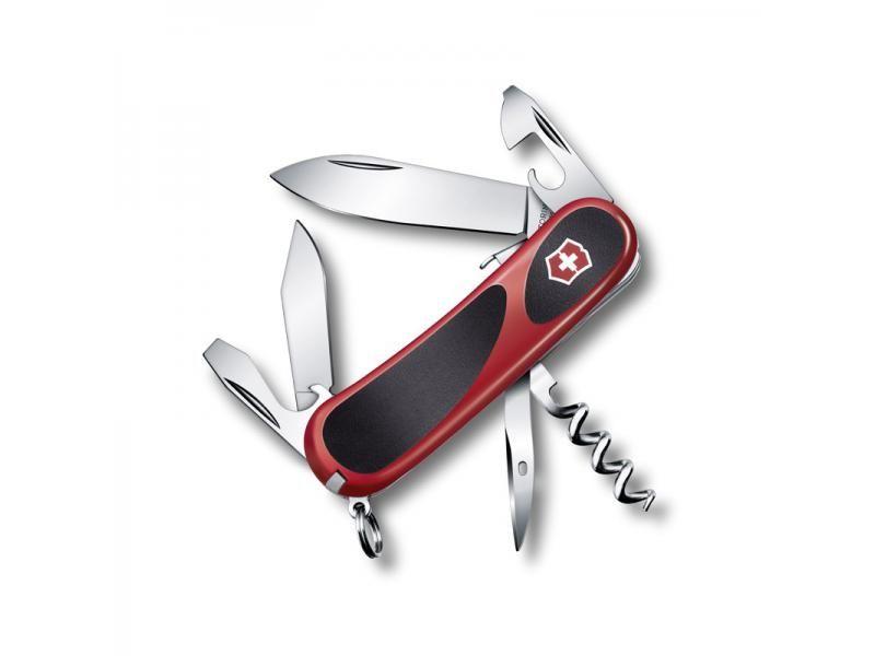 Vreckový nôž Victorinox Evogrip S101 - 12 funkcií